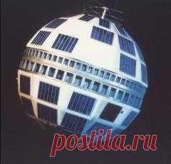 Сегодня 10 июля в 1962 году В США запущен спутник связи «Telstar-1»