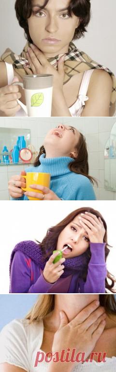 Как быстро вылечить горло за 1 день в домашних условиях ребенку