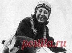 Сегодня 19 июля в 1943 году умер(ла) Екатерина Буданова-ЛЕТЧИЦА-ИСТРЕБИТЕЛЬ