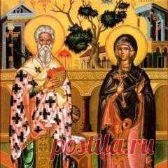 Сегодня 15 октября памятная дата День священномученика Киприана и святой мученицы Иустины (III-IV века)