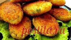 Капустно-Морковные Котлеты/Постные Котлеты/Vegetable Cutlets/Простой Рецепт(Вкусно,Быстро и Полезно) - YouTube