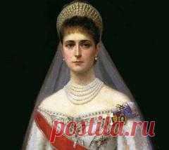 Сегодня 07 июня в 1872 году родился(ась) Александра Федоровна Романова-ЦАРИЦА