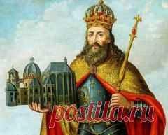 Сегодня 02 апреля в 0742 году родился(ась) Карл Великий