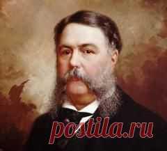 Сегодня 18 ноября в 1886 году умер(ла) Честер Алан Артур-США