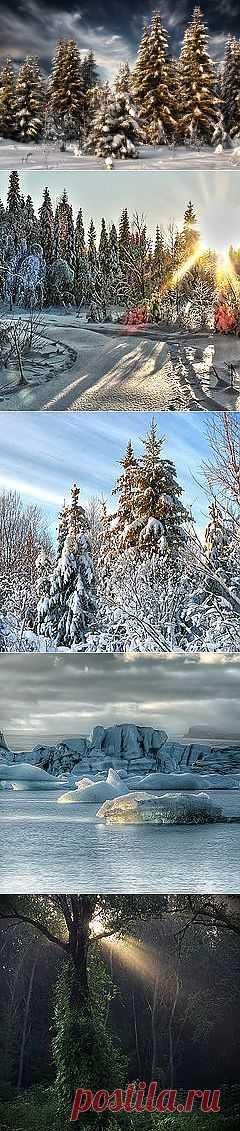 Фото на севере диком - фотограф Евгений Кошелев - пейзаж, природа, путешествия - ФотоФорум.ру