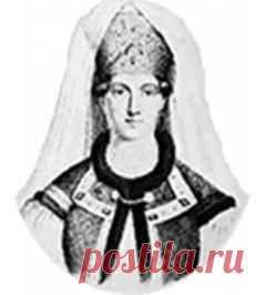 Сегодня 13 апреля в 1538 году умер(ла) Елена Глинская