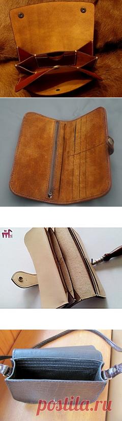 6ad933109952 Выкройки-лекала для сумок, портмоне, кошельков - Guns.ru Talks ...