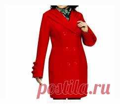 Выкройка пальто для полных женщин - как сшить пальто своими руками