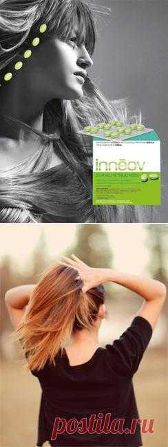 Витамины красоты: питание для волос изнутри