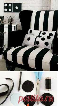 Диванные подушки «Домино»