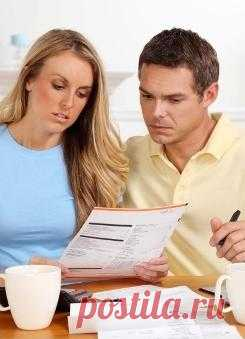 Семейный бюджет: плюсы и минусы. Счастливая семья.