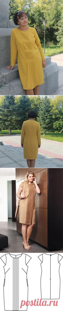 "Мода Plus""Я в него влюбилась ранней весной"")) / vera_m / 09.09.2014 / Фотофорум на BurdaStyle.ru"