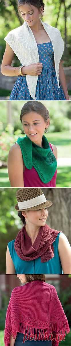 Lisa Shroyer - Free-Spirit Shawls: 20 Eclectic Knits for Every Day 2013.