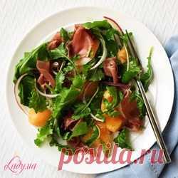Итальянский весенний салат