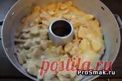 La carlota en la estufa prodigiosa \/ poshagovyy la receta de la foto en ProSmak.ru