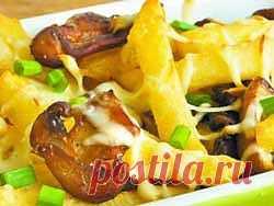 Теплый картофельный салат - Салаты - Только кулинария - Сборник - Умеха - Самоделки и Советы