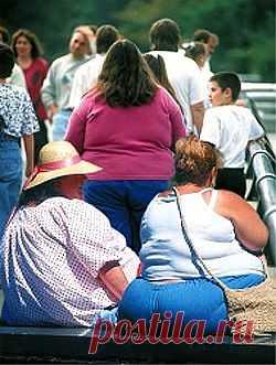 Ожирение-это симптом болезни