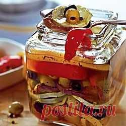 Мужчины без ума от этой необычной закуски » Рецептин.ru - лучшие рецепты для приготовления!