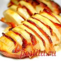 Божественно вкусная картошка: с сюрпризом внутри