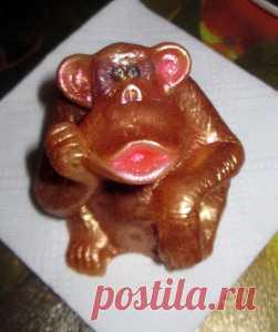 Рыжая обезьянка | ВСЁ ВЫТВОРЯШКИ