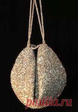 Сумка - персик (выкройка) / Свадебная мода / Модный сайт о стильной переделке одежды и интерьера