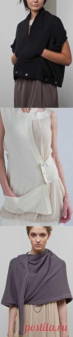 Одежда-трансформер (трафик) / Трансформеры / Модный сайт о стильной переделке одежды и интерьера