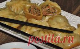 Пельмени по совету корейца: готовим на сковороде, без варки