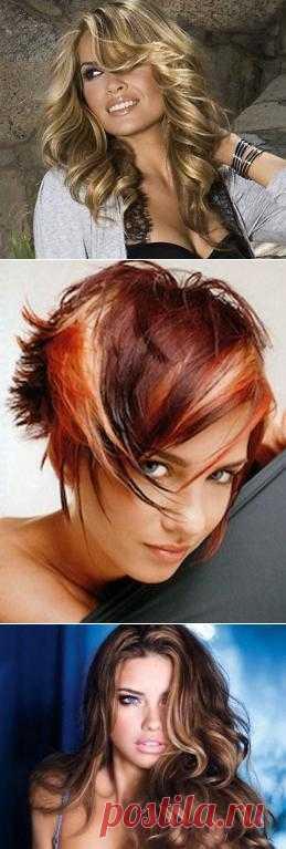 Что надо знать о мелировании волос