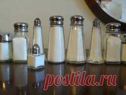 Ученые доказали: поваренная соль не так вредна, как считалось - Кухня - Аргументы и Факты
