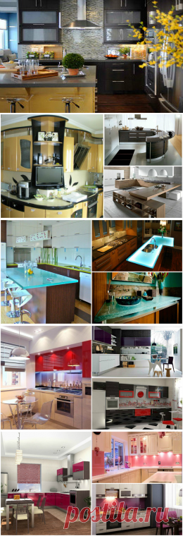 Идеи интерьера кухни - ТОП 5 тенденций дизайна 2016