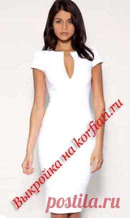 Простые выкройки платьев от Анастасии Корфиати