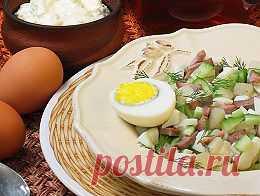 Как приготовить домашний квас для окрошки? http://aif.mirtesen.ru/blog/43171188892