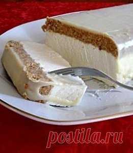 Торт с белым шоколадом и лимоном
