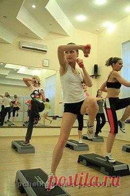Виды и направления фитнеса. Комплекс упражнений для фитнеса.