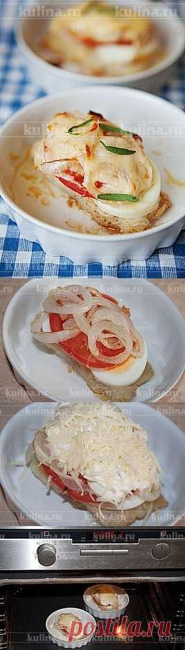 Рыбка по-гречески