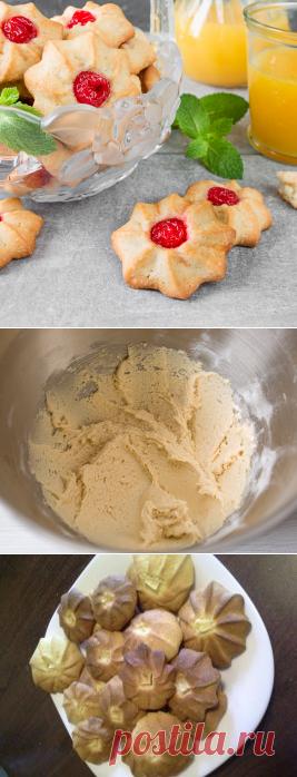 """Как приготовить Печенье """"Мгновение"""" - проверенный пошаговый рецепт с фото на Вкусном Блоге"""