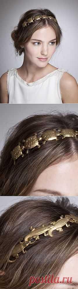 Украшения Eugenia Kim / Украшения для волос / Модный сайт о стильной переделке одежды и интерьера