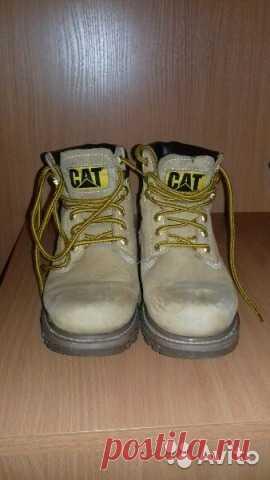 a9719055 Мужские ботинки купить в Самарской области на Avito — Объявления на сайте  Avito