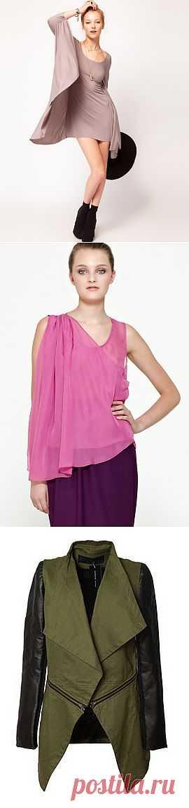 Слишком простые выкройки / Простые выкройки / Модный сайт о стильной переделке одежды и интерьера
