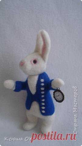 Белый Кролик и другие игрушки