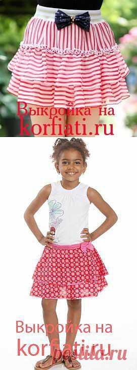 Архивы Выкройки одежды для девочек - ШКОЛА ШИТЬЯ