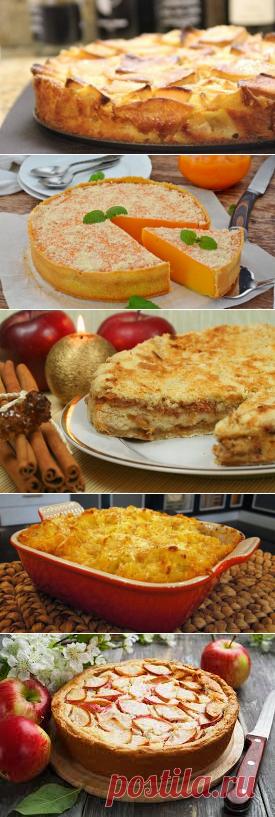 5 рецептов правильной низкокалорийной выпечки пирогов