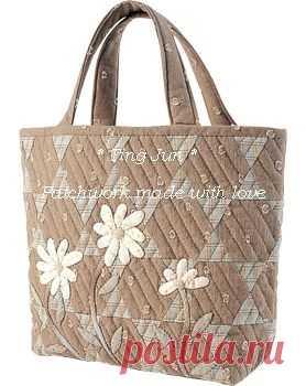 c3a6816e9e11 Шьем летнюю сумку своими руками. Идеи летних сумок с выкройками ...