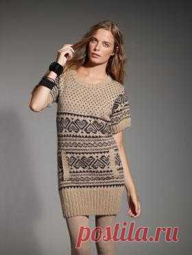 Платье-свитер Джой Платье-свитер Joy - это потрясающее платье свободного кроя с жаккардом и с карманами, которое идеально подходит для праздничного сезона. Эта...
