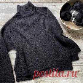 Свитер Классика Каждому в гардеробе нужен идеальный свитер.