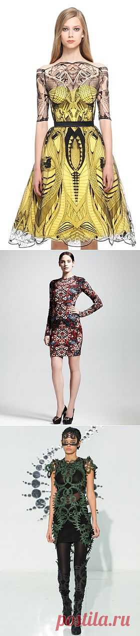 Фракталство (подборка) / Тенденции / Модный сайт о стильной переделке одежды и интерьера