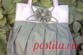 сумка из старого зонтика