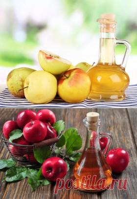 Как самостоятельно приготовить яблочный уксус