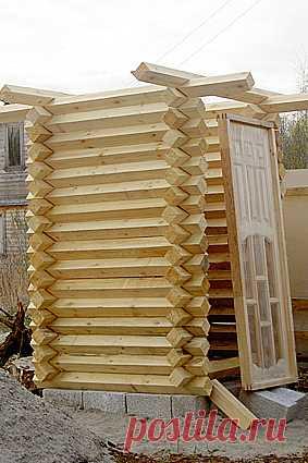 Как сделать креативный деревянный туалет для дачи / Cамоделки для дачи / Самоделка.net - Сделай сам своими руками   Самоделки. Полезные советы и рекомендации домашнему умельцу