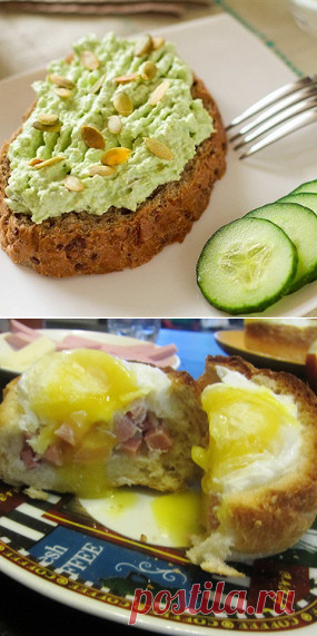 Завтраки с булочкой, булочкой, 12 самых интересных рецептов на сайте «Афиша-Еда»